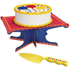 Cakestand Primary Colors - WILTON