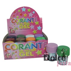 Corantes Gel