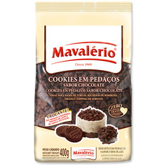 Cookies de chocolate Mavalerio