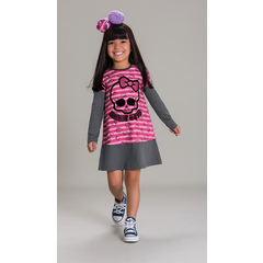 Vestido Monster High Malwee 40317