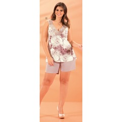 Short doll Plus Size Recco 7052