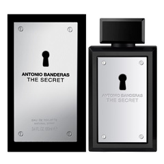 """Antônio Banderas"" The Secret Men EDT"