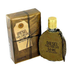 """Diesel"" Fuel for Life Men EDT"