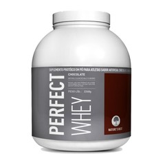 """""""Nature's Best"""" Whey Protein Perfect - 2268g"""