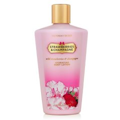 """Victoria's Secret"" Strawberries and Champagne Hidratante - 250ml"