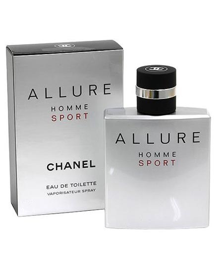 """""""Chanel"""" Allure Homme Sport EDT"""