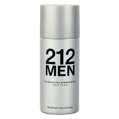 """Carolina Herrera"" 212 MEN Desodorant Vaporisateur 150ml"