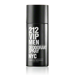 """Carolina Herrera"" 212 VIP Men Desodorant Vaporisateur 150ml"