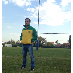 Jaqueta Torcedor Brasil Rugby - Shield Rugby